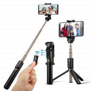 Palo selfie con bluetooth HV-H733BT