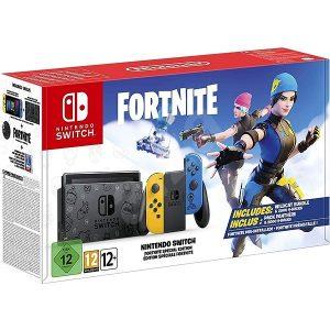 Nintendo Switch Edicion Fortnite