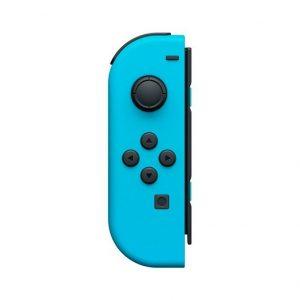 Gamepad JoyCon Azul Neón Izquierda