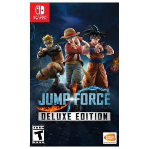 JUMP FORCE DELUXE NINTENDO SWITCH