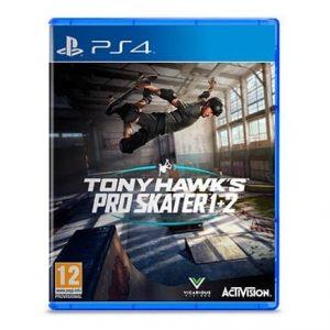 TONY HAWKS PRO SKATER 1+2