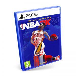 SONY PS5 NBA 2K21