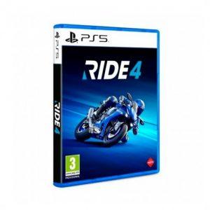 SONY PS5 RIDE 4