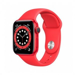 Apple Watch 6 40mm Rojo