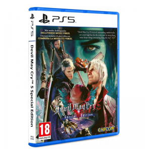 DEVIL MAY CRY 5 ED.ESPECIAL PS5