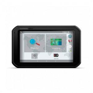 GPS GARMIN CAMPER 785 CON CAMARA