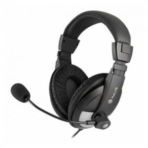 AURICULARES MICRO NGS MSX9PRO NEGRO