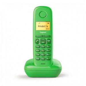 TELEFONO INALAMBRICO GIGASET A170 VERDE