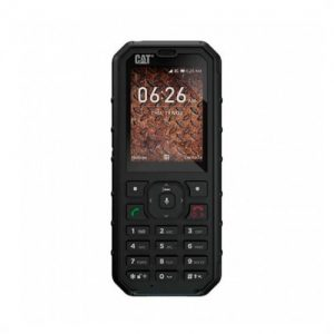 MOVIL SMARTPHONE CAT B35 RUGERIZADO DS NEGRO