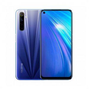 MOVIL REALME 6 4/128GB DS COMET BLUE
