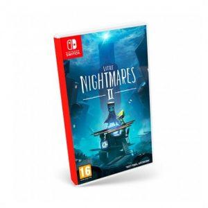JUEGO NINTENDO SWITCH LITTLE NIGHTMARES II DAY ONE