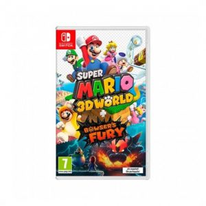 NINTENDO SWITCH SUPER MARIO 3D WORLD + BROWSER S FURY