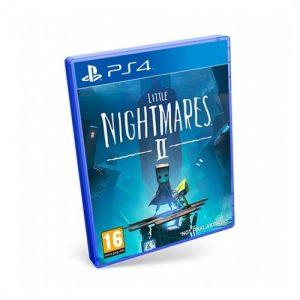 JUEGO SONY PS4 LITTLE NIGHTMARES II DAY ONE ED. MINI