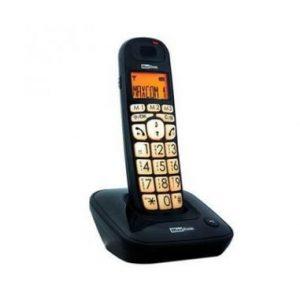 TELEF. INALAMBRICO MAXCOM MC6800 NEGRO
